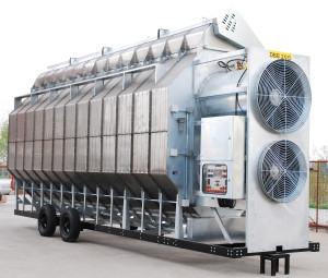Подогреватель воздуха Власна Енергія ПВ 98-1000