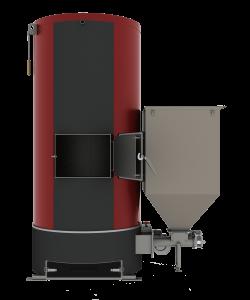 Газогенераторный котел длительного горения